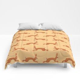 Rabbit Pattern Comforters