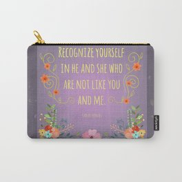 Recognize Yourself Carry-All Pouch