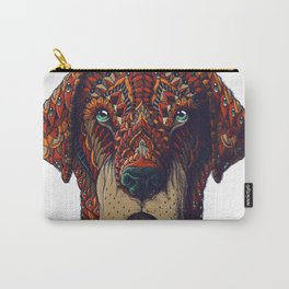 Labrador (Color Version) Carry-All Pouch