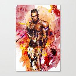 Weekend Warrior Canvas Print