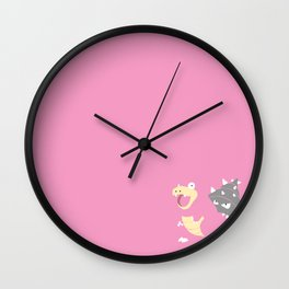 Slowbro  Wall Clock