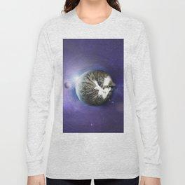 The Sleeping Cat Long Sleeve T-shirt