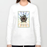 panic at the disco Long Sleeve T-shirts featuring Panic at the disco by mangulica illustrations