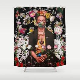 Frida Incognito Again 2020 Shower Curtain
