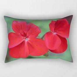 Tweedle-dee Tweedle-dum Rectangular Pillow