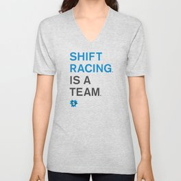 is a team Unisex V-Neck
