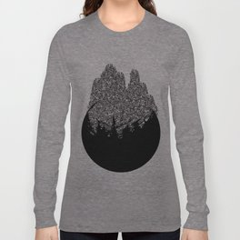 The Poet's Tower Long Sleeve T-shirt