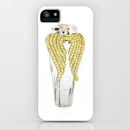 Angel parfum iPhone Case