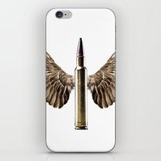 Caliber 30 Bird iPhone & iPod Skin