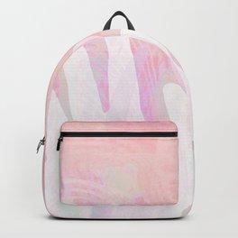 Healing Hands Pink Backpack