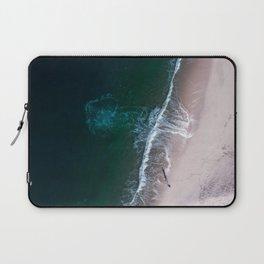 Ocean Walk III Laptop Sleeve