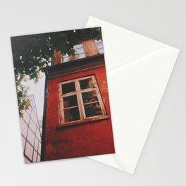 Copenhagen Square Stationery Cards