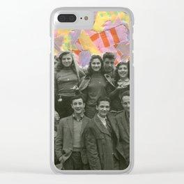 Hopeless Generation - Venecia Como Llegar Clear iPhone Case