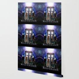 The Doctor Of Regeneration Wallpaper