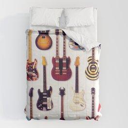 Guitar Life Comforters