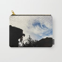 Gate at dusk Carry-All Pouch