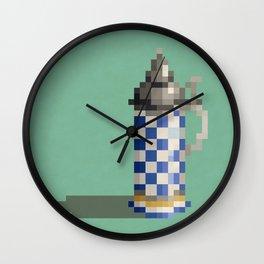 Beer Krug Wall Clock