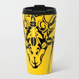 Coffee Giraffe Travel Mug
