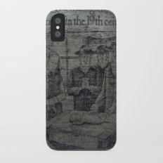 Colic In The 19th iPhone X Slim Case