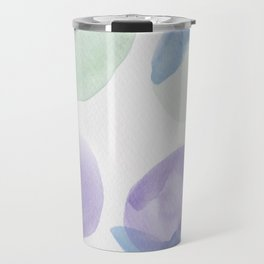 30   | 1903016 Watercolour Abstract Painting Travel Mug