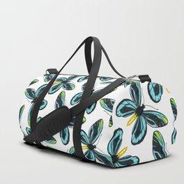 Queen Alexandra' s birdwing butterfly pattern design Duffle Bag
