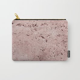 Millennial Pink Wall Carry-All Pouch