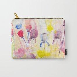 Wildblumen / Wild flowers Carry-All Pouch