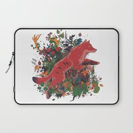 dream of red wolf Laptop Sleeve