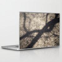 shadow Laptop & iPad Skins featuring Shadow by Maria Heyens