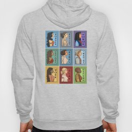She Series Collage- Version 1 Hoody