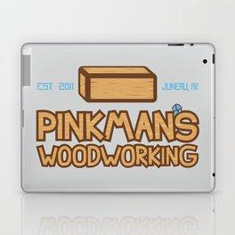 Pinkman's Woodworking Laptop & iPad Skin
