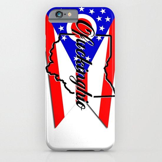 Ofuckinghio iPhone & iPod Case
