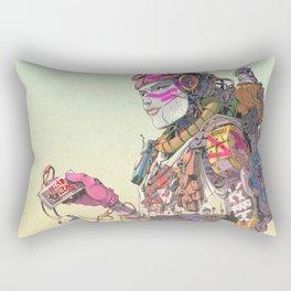 B.E.L.E Rectangular Pillow