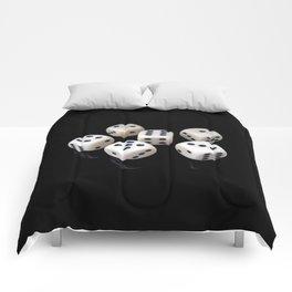 Magic Dice Comforters