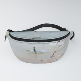 lets surf iii Fanny Pack