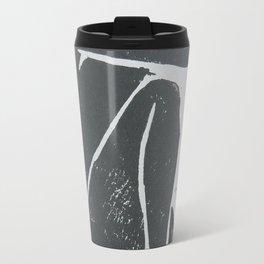 Naked Minimalist print Travel Mug