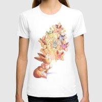 eevee T-shirts featuring Eevee Used Swift by Katy Farina
