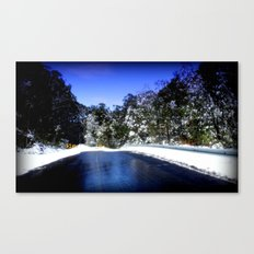 Mt. Baw Baw Canvas Print