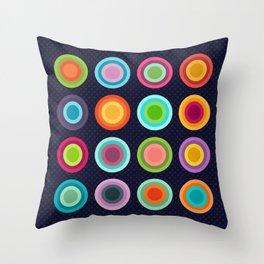 Targets Throw Pillow