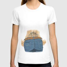 Lone Star Saloon and Dance Club, Amarillo, Texas T-shirt
