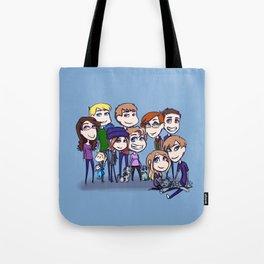 Family 2017 Tote Bag