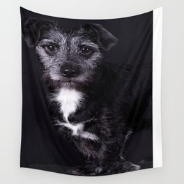 Pop the Dog Wall Tapestry