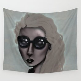 Shades with a Glow Wall Tapestry