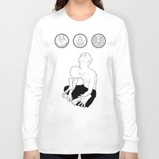 wishing-well/prison-cell Long Sleeve T-shirt