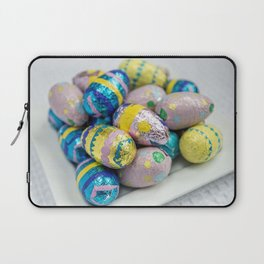 Easter Plate X Laptop Sleeve