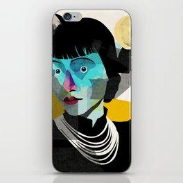 Anna May iPhone Skin