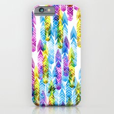 Tribal CMYK iPhone 6s Slim Case