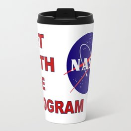Get With The (Space) Program Travel Mug
