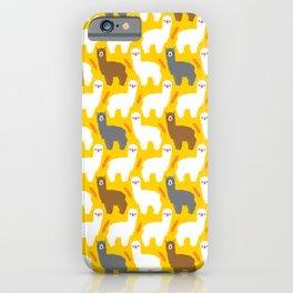 The Alpacas iPhone Case