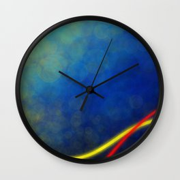 Radiant Flow2 Wall Clock
